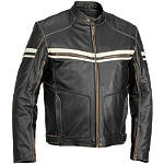 River Road Hoodlum Jacket -  Motorcycle Jackets and Vests