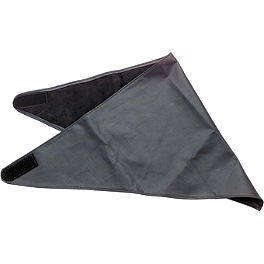River Road Leather Kerchief - Zan Headgear 3-In-1 Headband System