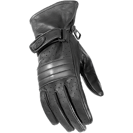 River Road Monterey Leather Gloves - River Road Custer Leather Gloves