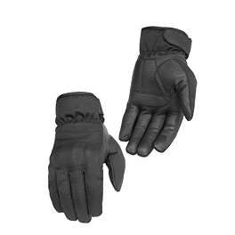 River Road Ordeal TouchTec Gloves - River Road Twin Iron Leather Gloves