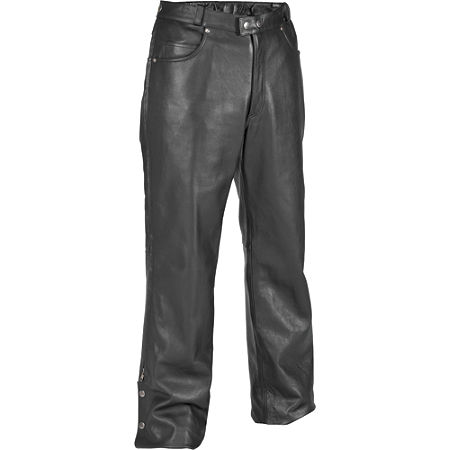 River Road Pueblo Cool Leather Overpants - Main