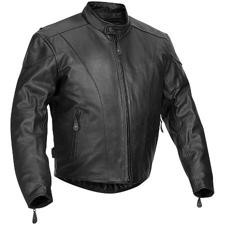 River Road Race Leather Jacket - Main