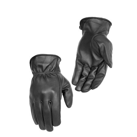 River Road Rally Leather Gloves - Main
