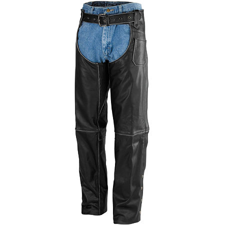 River Road Rambler Leather Chap - Main