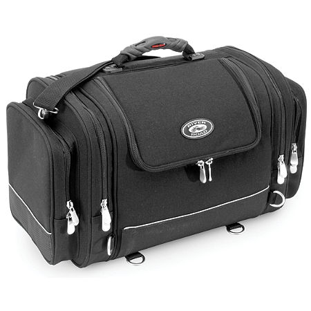 River Road Spectrum Series Sissy Bar Trunk Bag - Main
