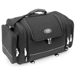 River Road Spectrum Series Sissy Bar Trunk Bag - River Road Spectrum Series Textile Sissy Bar Bag