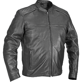 River Road Seneca Cool Leather Jacket - River Road Muskogee Cool Leather Jacket