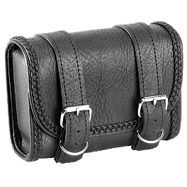 River Road Momentum Series Small Tool Pouch - River Road Vegas Shorty Leather Gloves