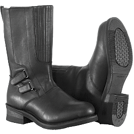 River Road Turnpike Cruiser Boots - River Road Ranger Harness Boots