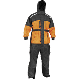 River Road Tempest Two-Piece Rain Suit - Nelson-Rigg Stormrider Two-Piece Rain Suit