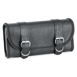 River Road Momentum Series Tool Pouch - River Road Twin Iron Leather Gloves