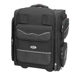 River Road Spectrum Series Trolley Bag - River Road Momentum Series Large Slant Saddlebags With Quick Release Straps