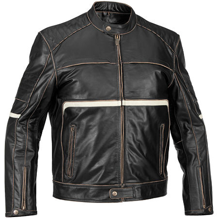 River Road Vagabond Vintage Leather Jacket - Main