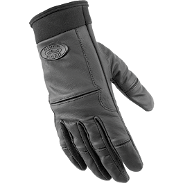River Road Women's Chisel Gloves - River Road Women's Tucson Leather Gloves