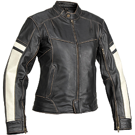 River Road Women's Dame Jacket - River Road Women's Babe Vintage Leather Jacket