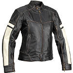 River Road Women's Dame Jacket - River Road Cruiser Riding Gear