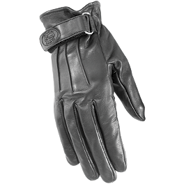 River Road Women's Laredo Leather Gloves - River Road Women's Pecos Leather And Mesh Jacket
