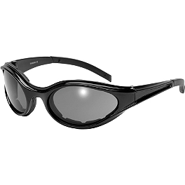 River Road Windmaster Sunglasses - Custom Dynamics Magic Strobe Brake Light Flasher