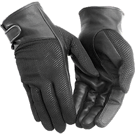 River Road Women's Pecos Mesh Gloves - TourMaster Women's Airflow Gloves