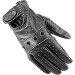 River Road Women's Swindler Distressed Gloves - River Road Motorcycle Products