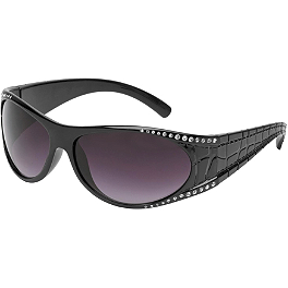 River Road Women's Stella Sunglasses - Danny Gray Leather Care Kit