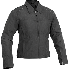 River Road Women's Topaz Jacket - Firstgear Women's Contour Tex Jacket