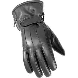 River Road Women's Taos Leather Gloves - Dainese Women's Leather Aura Gloves