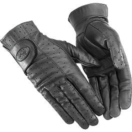 River Road Women's Tucson Leather Gloves - River Road Women's Laredo Leather Gloves