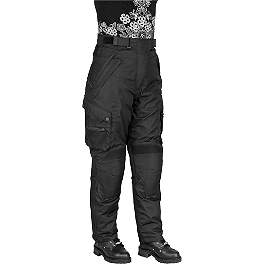 River Road Women's Taos Pants - Firstgear Women's TPG Escape Pants