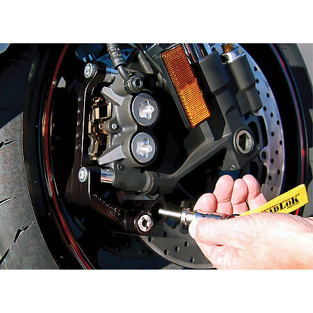 RoadLoK XR Anti-Theft System - Black - Main