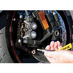 RoadLoK XR Anti-Theft System - Black - Triumph Dirt Bike Security