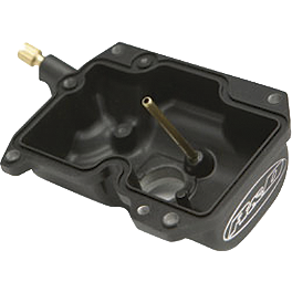R&D Power Bowl - 2008 Honda TRX450R (ELECTRIC START) Boyesen Quickshot 3 Accelerator Pump Cover