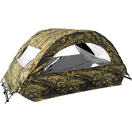 Rain Riders Convertible Top - Classic Accessories ATV Cabin - Camo