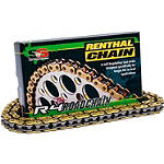 Renthal R4 520 SRS Road Chain - 120 Links - 520 Motorcycle Chains and Master Links