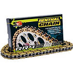 Renthal RR4 520 SRS Roadrace Chain - 120 Links -  Motorcycle Chains and Master Links