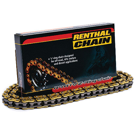 Renthal 520 R4 ATV Z-Ring Chain - 110 Links - Main