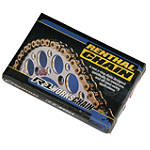Renthal 520 R1 Gold Race Chain - 120 Links - Renthal 520 Dirt Bike Dirt Bike Parts