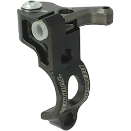 Renthal Gen 2 Intellilever Hot Start Kit - GYTR Aluminum Hot Start Lever