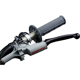 Renthal Gen 2 Intellilever Clutch Lever & Perch With Hot Start - 2007 Honda CRF150R Big Wheel Renthal Brake Pads - Front