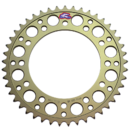 Renthal Rear Sprocket 530 - 1999 Honda VTR1000 - Super Hawk Sunstar Steel Rear Sprocket 530