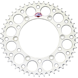 Renthal Rear Sprockets - Renthal 520 R1 Gold Race Chain - 120 Links