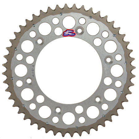 Renthal Twin Ring Rear Sprocket - Main