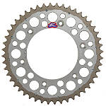 Renthal Twin Ring Rear Sprocket - Renthal 520 Dirt Bike Dirt Bike Parts
