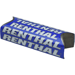 Renthal Team Issue Fatbar Pad - Renthal Fat Bar - Oversized 1-1/8