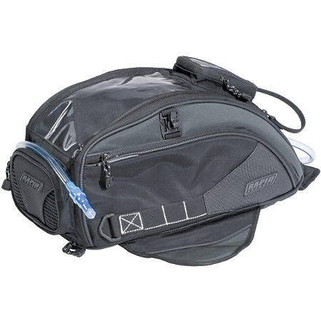 Rapid Transit Recon 19 Strap Tank Bag - Black - Main