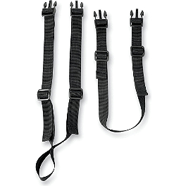 Rapid Transit Commuter Strap Mount Kit - Rapid Transit Shrapnel Backpack - Black