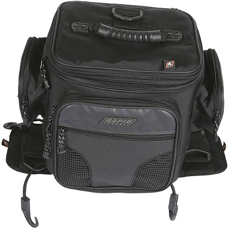 Rapid Transit Platoon Tail Bag - Black - Main