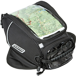 Rapid Transit Recon Sport Tank Bag - Rapid Transit Commuter Expandable Tank / Tail Bag Combo