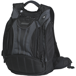 Rapid Transit Shrapnel Backpack - Black - Cycle Case Helmet Backpack