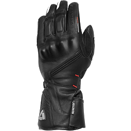 REV'IT! Alaska GTX Gloves - SPIDI H2OUT Rain Chest Jacket Liner